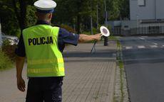 powiat świdnicki: Nietrzeźwy kierujący zatrzymany na gorącym uczynku