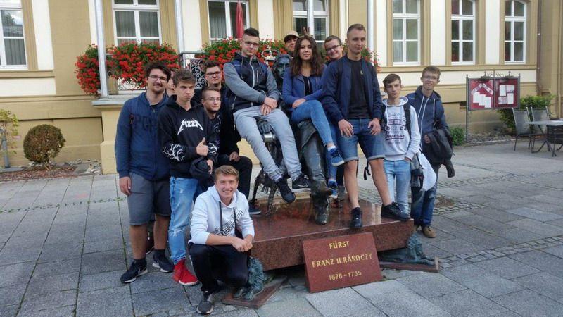 Świdnica: Wymiana młodzieży z Zespołu Szkół Mechanicznych
