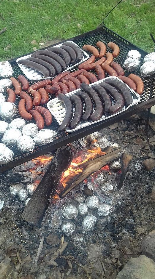 Kalno/Pożarzysko: Święto Pieczonego Ziemniaka w Kalnie i Pożarzysku