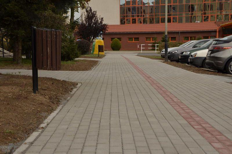 Żarów: Chodnik przy ul. Krzywoustego oddany do użytku