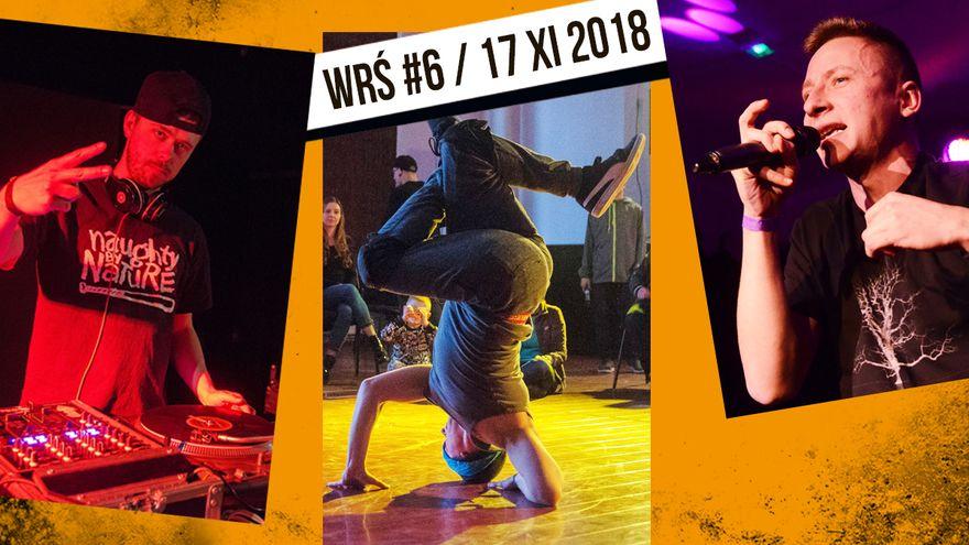Świdnica: Wielka Rapsodia Świdnicka: bitwa hip–hop z pulą 1300 zł