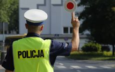 Świdnica: Nietrzeźwy doprowadził do kolizji drogowej