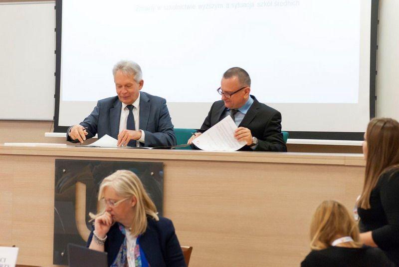 Świdnica: Uniwersytet Ekonomiczny we Wrocławiu obejmuje patronatem I LO W Świdnicy