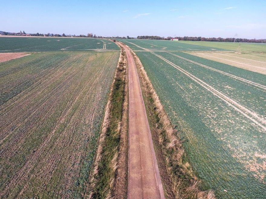 Gmina Dobromierz: Koniec remontu drogi coraz bliżej