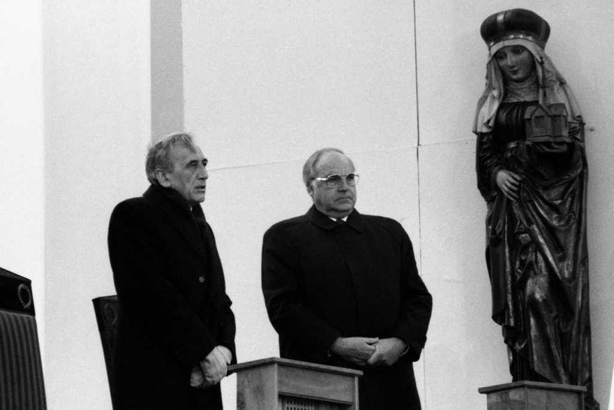 Krzyżowa: 29 lat po Mszy Pojednania