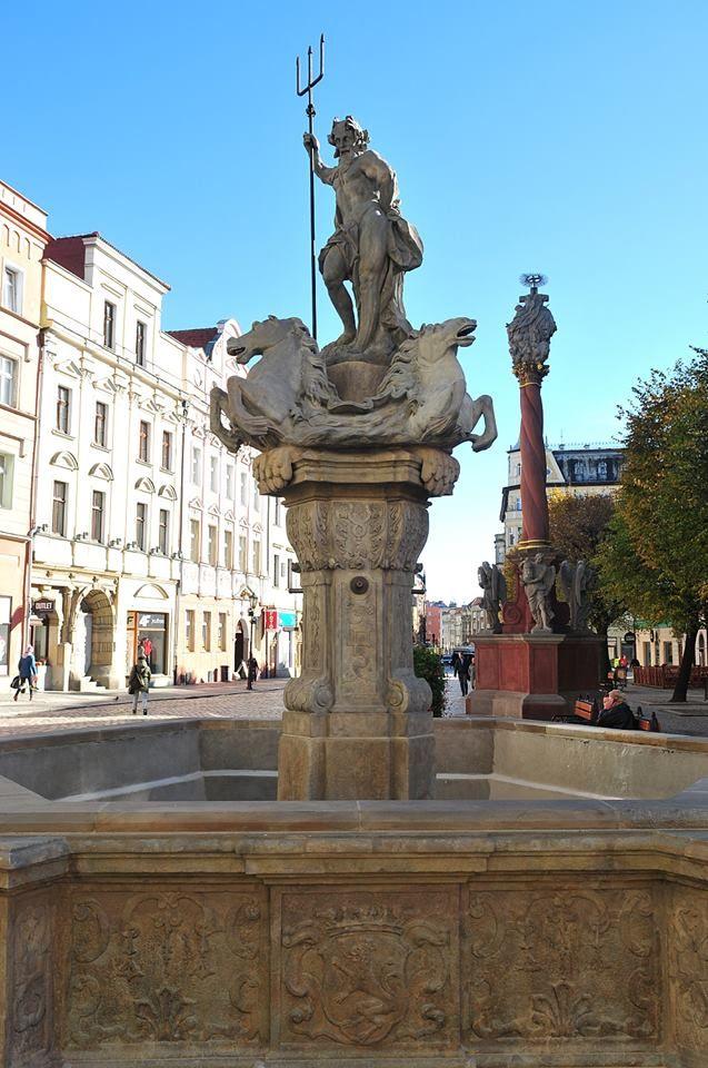 Świdnica: Świdnickie fontanny odrestaurowane