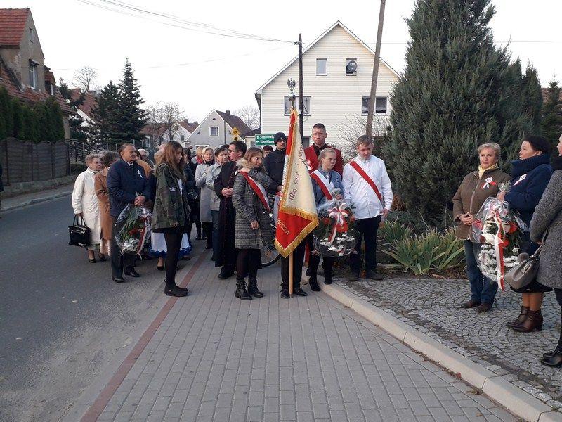 Olszany: Obchody 100–lecia niepodległości Polski w Olszanach
