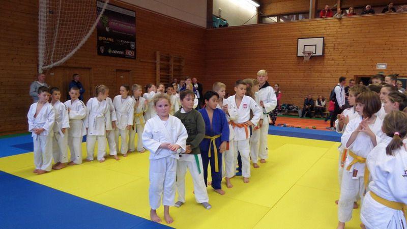 Strzegom: Judocy z Tatami na zawodach w Broumovie i Poznaniu