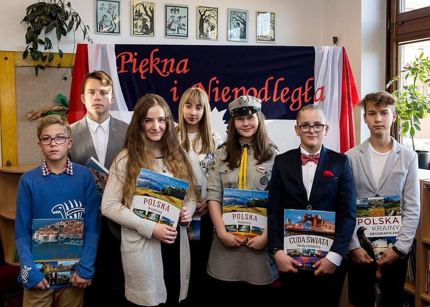 Gmina Świdnica: Laureatem XIV Międzyszkolnego Konkursu Pięknego Czytania został Olgierd Hodel