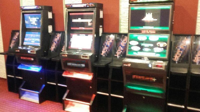 Świebodzice: Nielegalne automaty znów w rękach funkcjonariuszy
