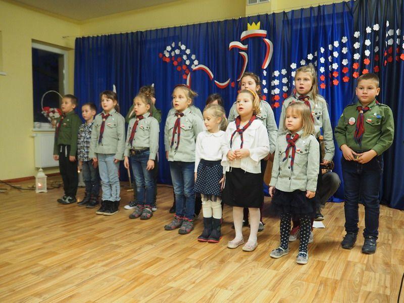 Zastruże: Wieczornica Patriotyczna w SP Zastruże