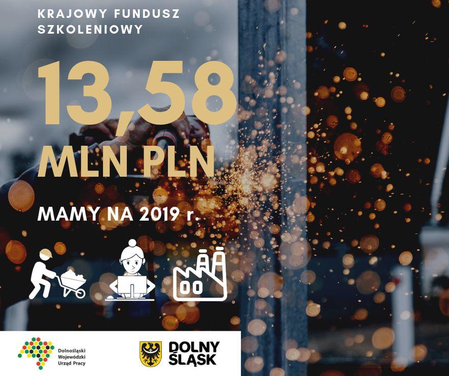REGION: Krajowy Fundusz Szkoleniowy – rekordowe fundusze na 2019 rok