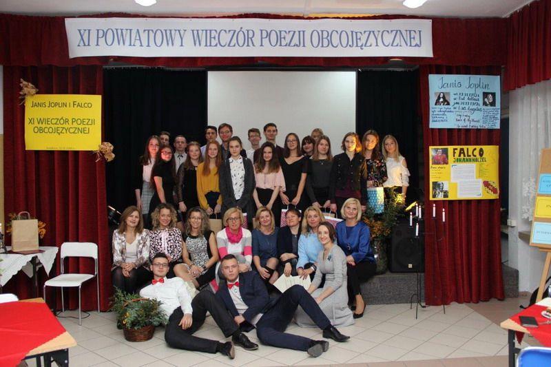 Świdnica: XI Powiatowy Wieczór Poezji Obcojęzycznej – Janis Joplin i Falco W ZSM