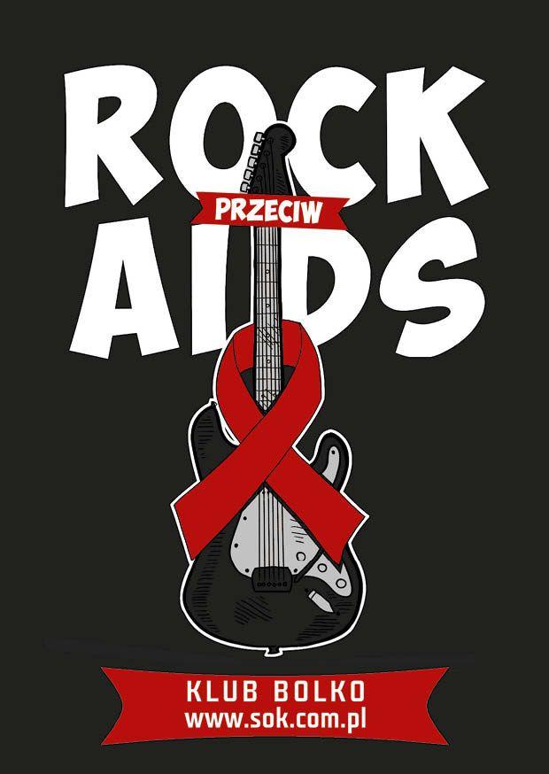 Świdnica: Rock Przeciw AIDS dla uczniów świdnickich szkół