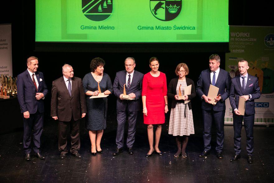 Świdnica: Świdnica liderem recyklingu