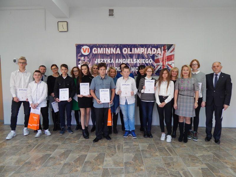 Stanowice: Zacięta rywalizacja młodych anglistów