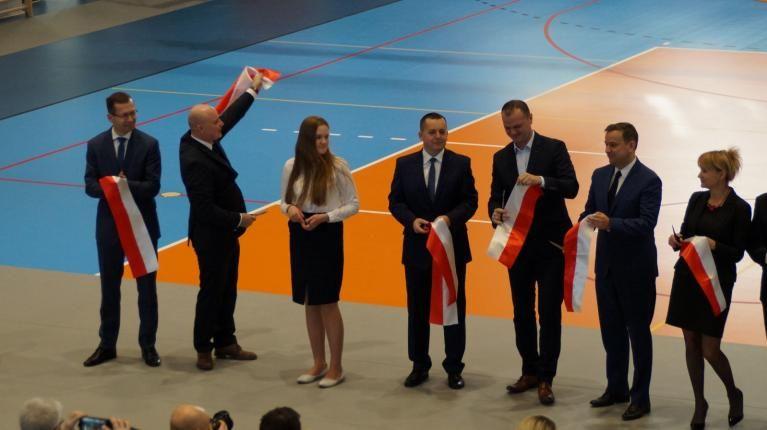 Jaworzyna Śląska: Sala sportowo–edukacyjna – otwarta