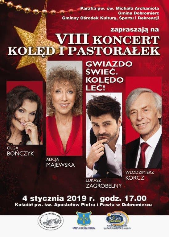 Dobromierz: Koncert kolęd w Dobromierzu