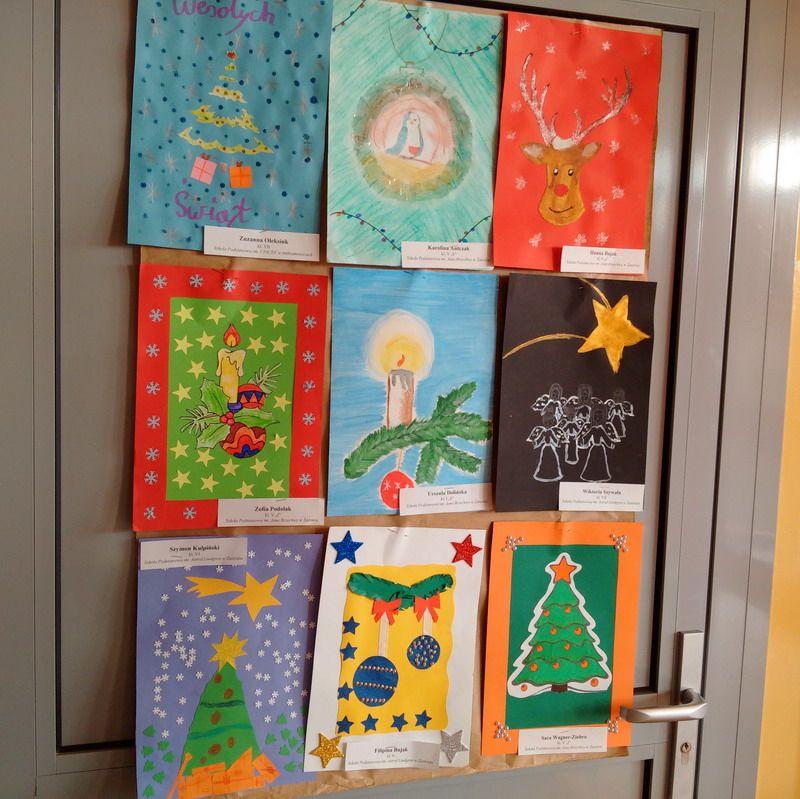 Gmina Żarów: Kartki Bożonarodzeniowe wybrane