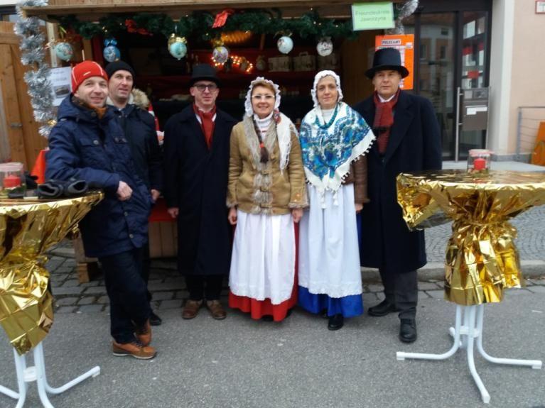 Jaworzyna Śląska: Świąteczny Jarmark w Pfeffenhausen