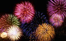 REGION: Ostrzeżenie z fajerwerkami