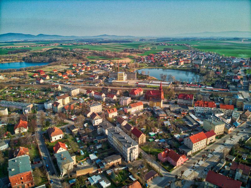 Gmina Żarów: Żarów 2018 w liczbach
