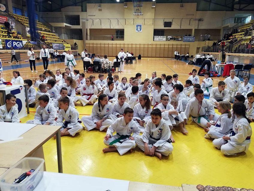Świebodzice: Mistrzostwa Dolnego Śląska Taekwondo odbyły się w Świebodzicach