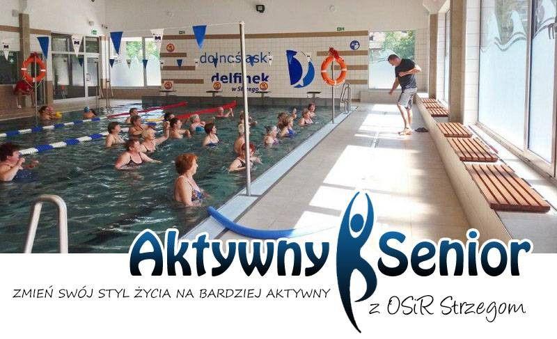 """Strzegom: """"Aktywny Senior"""""""