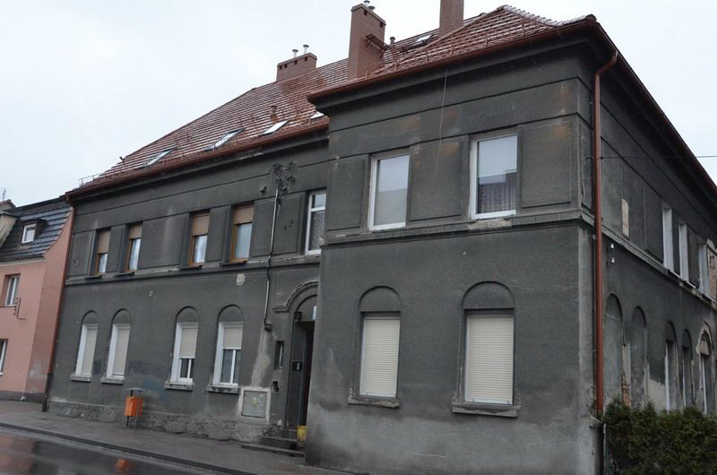 Żarów: Budynek przy ul. Armii Krajowej 21 po remoncie