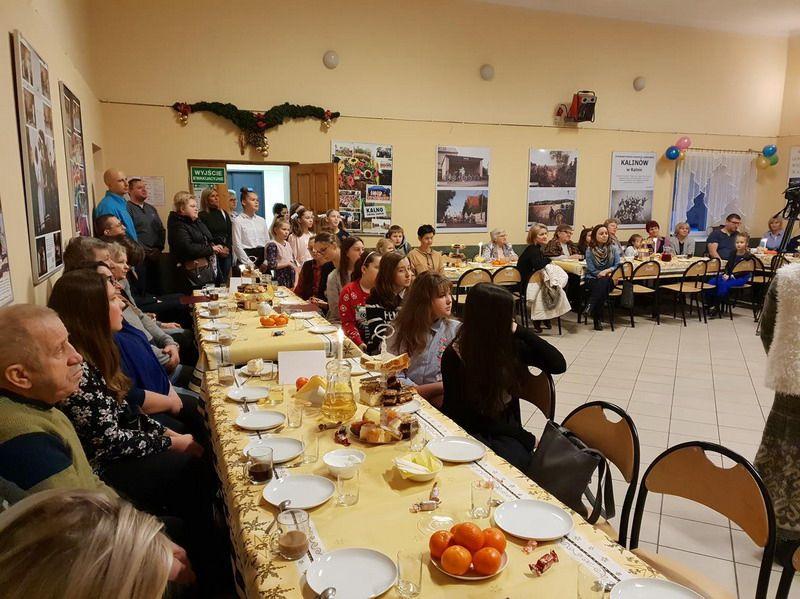 Kalno: Spotkanie opłatkowe w Kalnie