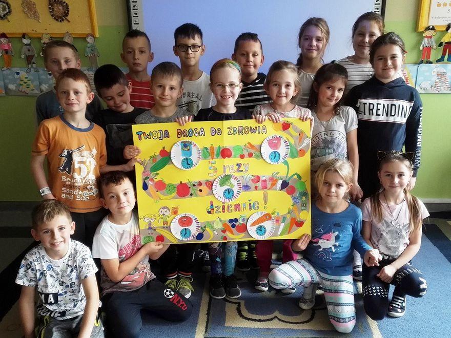 Lutomia Dolna: Uczniowie z Lutomi Dolnej znają się na zdrowiu