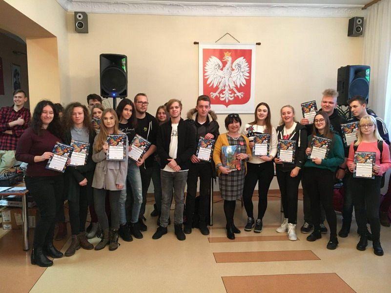 Świebodzice: Miłe chwile w Liceum Ogólnokształcącym w Świebodzicach