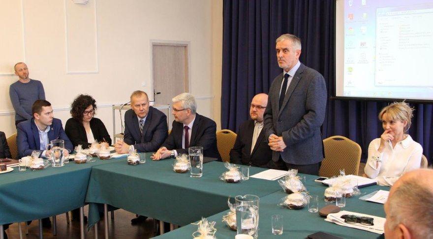 Dobromierz: Obradował Komitet Sterujący ZIT AW