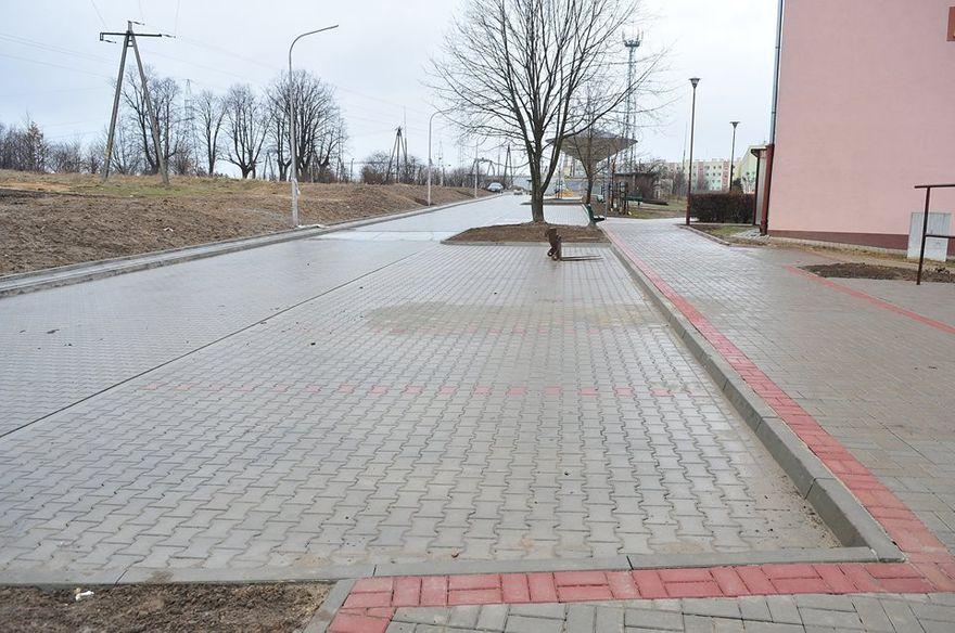 Świdnica: Ulica Sowińskiego po remoncie