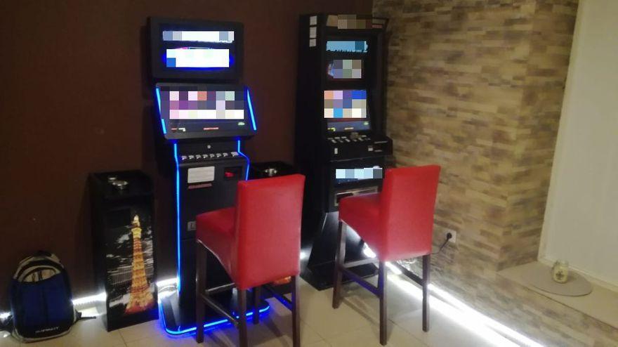 Żarów: Nielegalne automaty znów w rękach funkcjonariuszy