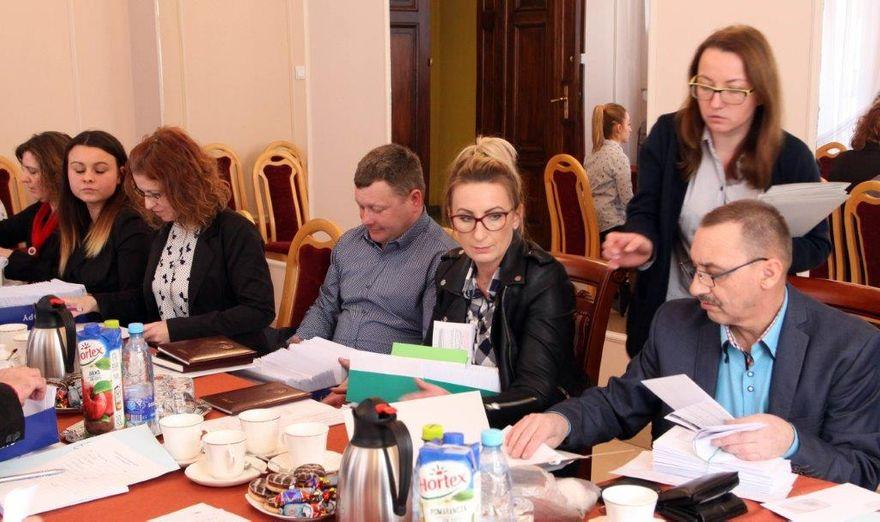 Gmina Dobromierz: Narada sołtysów w nowym składzie