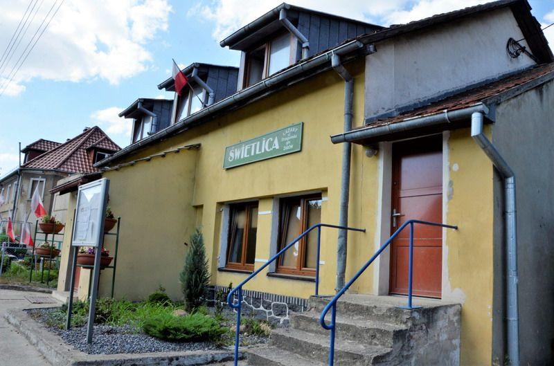 Łażany: Dofinansowanie na przebudowę świetlicy wiejskiej w Łażanach przyznane