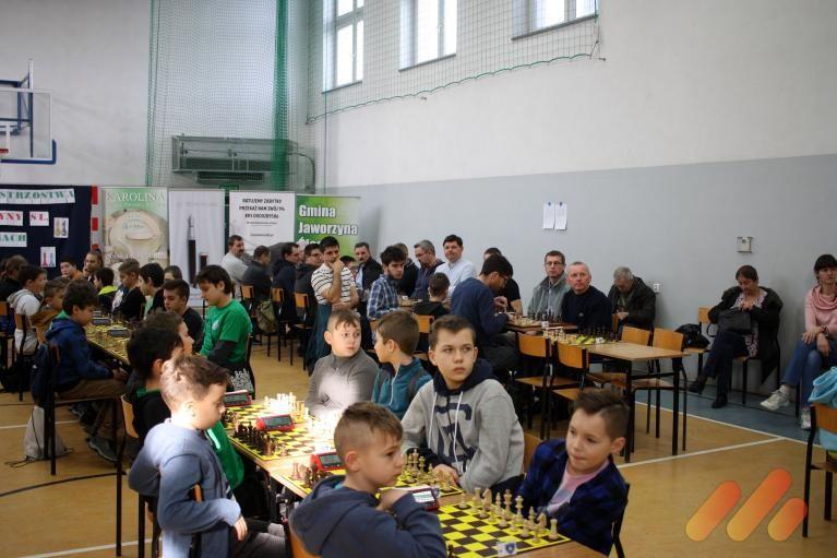 Jaworzyna Śląska: Pierwsze Otwarte Mistrzostwa Jaworzyny Śląskiej w szachach