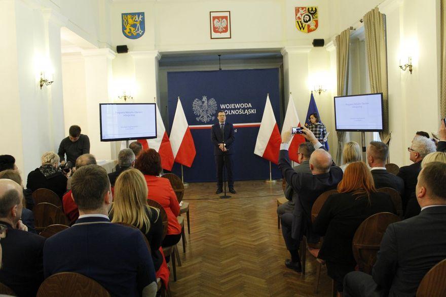 powiat świdnicki: Strzegom, Świebodzice i Żarów skorzystają z programu Maluch +