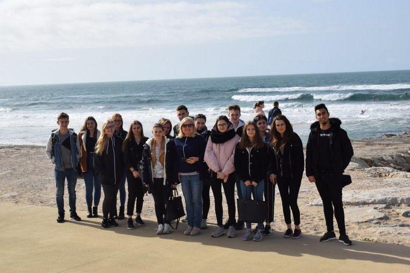 Świdnica: Świdnicki Ekonomik wrócił z Portugalii