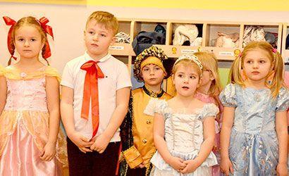 Żarów: Dzieci przyjęte do przedszkola i żłobka