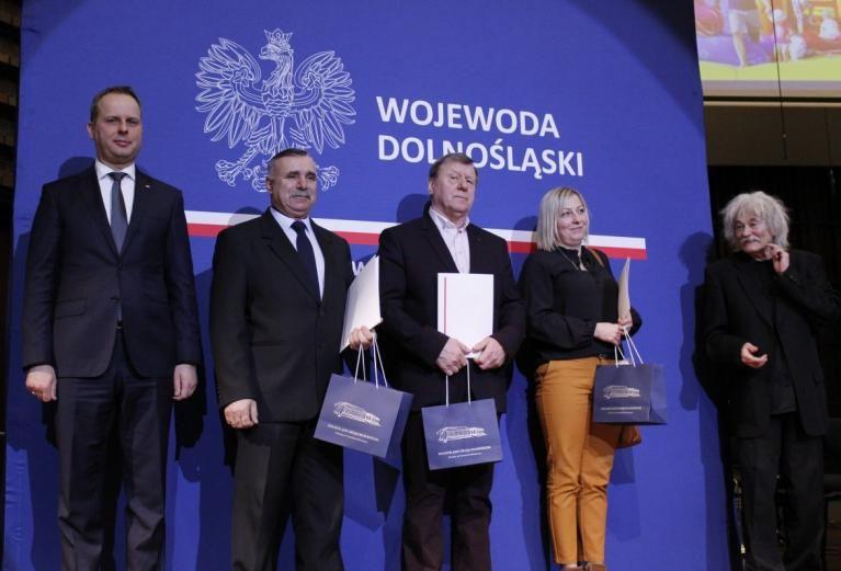 Gmina Jaworzyna Śląska: Wyróżnienia dla sołtysów