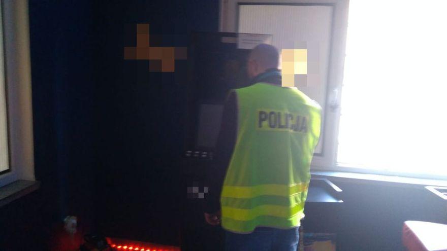 powiat świdnicki: Nielegalne automaty znów w rękach funkcjonariuszy