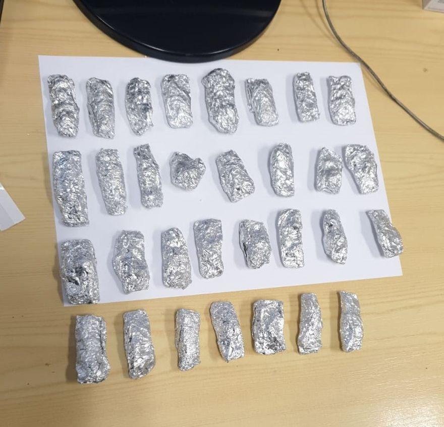 Świdnica: Policjanci przechwycili ponad 1500 porcji amfetaminy