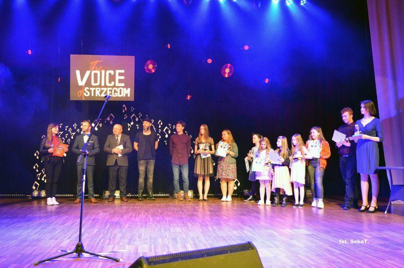 """Strzegom: Po koncercie galowym """"The Voice of Strzegom"""""""