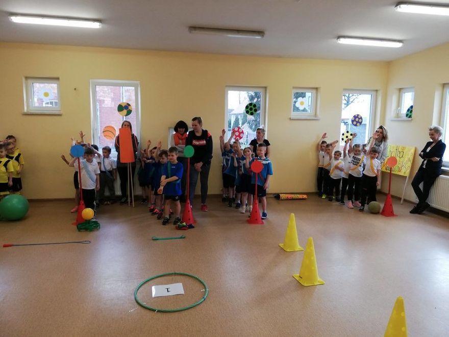 Mrowiny: Gminna Olimpiada Przedszkolaków