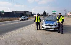 Grochotów: Stracił prawo jazdy, bo w terenie zabudowanym jechał z prędkością 117 km/h