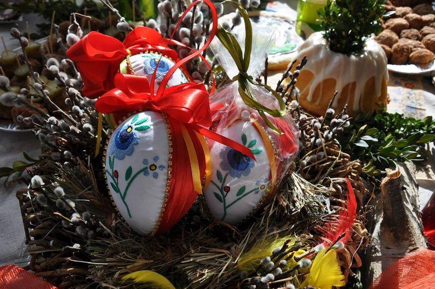 Pszenno: Jarmark Wielkanocny w Pszennie