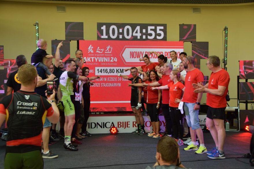 Świdnica: AKTYWNI 24h! Pobijmy wspólnie kolejny rekord Polski i Świdnicy