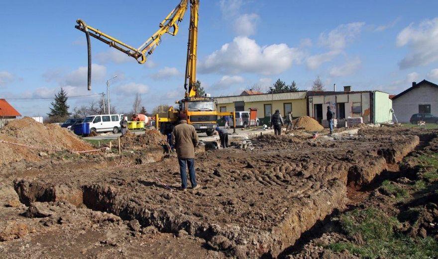 Szymanów: Ruszyła budowa świetlicy w Szymanowie